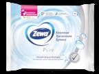 Zewa Туалетний папір вологий Pure