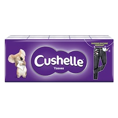Cushelle Pocket Pack Tissues 10 packs