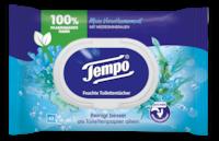 """Tempo Feuchte Toilettentücher """"Mein Verwöhnmoment"""" - Sea Minerals"""