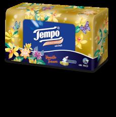 """Tempo Taschentuch Box Duft """"Vanille Traum"""""""