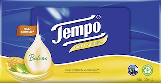 Tempo Soft & Sensitive Box