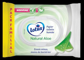 Lotus Papier toilette humideSensitive