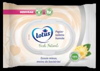 Lotus Papier toilette humide  FreshNatural