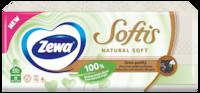 Zewa Softis Natural Soft