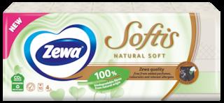 Zewa Natural Soft