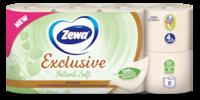 Zewa Exclusive Natural Soft