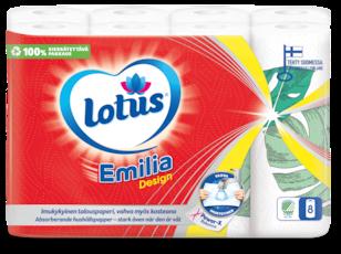Lotus Emilia Design