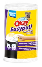 Okay Recharge Easypull essuie-tout