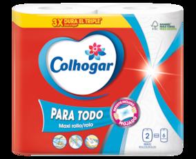Colhogar Rolo Cozinha Paratodo Maxirolls