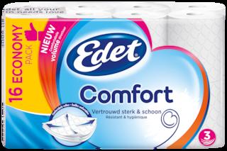 Edet Papier toilette Comfort Xtra long