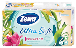 Zewa Ultra Soft Limited Edition