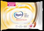 Regio Papel Higiénico Húmedo  Almond Touch