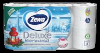 Zewa Deluxe Winter Wonderland toalettpapír