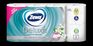Zewa Deluxe Jasmine Blossom wc papír