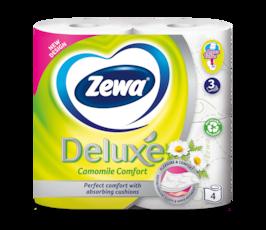 Zewa Deluxe Camomile Comfort wc papír