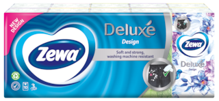 Zewa Deluxe papír zsebkendő