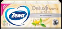 Zewa Носові хустки Deluxe Spirit of Tea