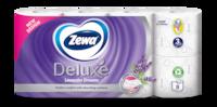 Zewa Deluxe Lavender Dreams wc papír