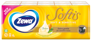 Zewa Soft & Sensitive