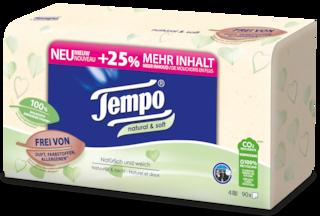 Tempo natural&soft Box