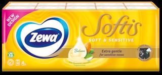 Zewa Softis Soft & Sensitive