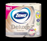 Zewa Туалетная бумага  Deluxe АромаСпа, 3 слоя