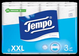 Tempo WC Papier Classic 3 lagig