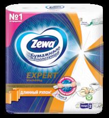 Zewa Бумажные полотенца  Expert Длинный рулон