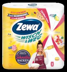 Zewa Wisch&Weg Schnelles Backen
