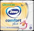 Zewa Comfort plus Mandelblütenduft
