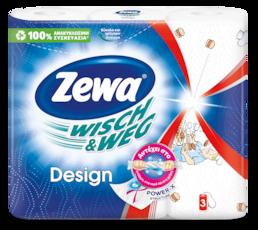 Zewa Wisch&Weg Design
