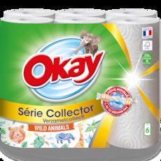 Okay Serie Collector keukenpapier
