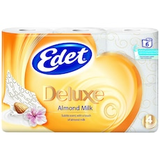 Edet Deluxe Almond Milk toiletpapier