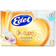 Edet Papier toilette  Deluxe Almond Milk
