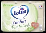 Lotus Papier toilette  Pure Natural