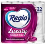 Regio Papel Higiénico  Luxury Caricia de Seda