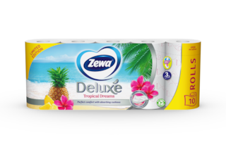 Zewa Deluxe Tropical Dreams