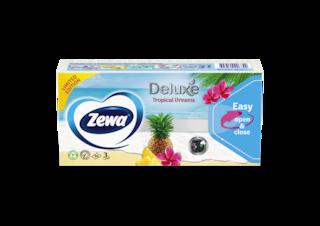 Zewa Deluxe papír zsebkendő Limited Edition