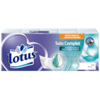 Lotus Etuis mouchoirs  Soin Complet